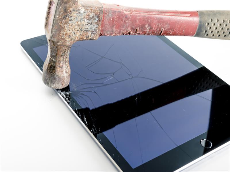Tablet & iPad repair